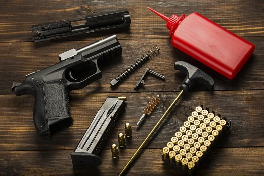 Whether you use your handgun regularly for target practice, hunting, and other activities or you keep it for protection, wear and tear could damage your firearm and lead to malfunctions. The gun can be repaired in many cases, avoiding the need to replace it entirely. If you're new to gun ownership, the ideal first step is to take a gun safety class to learn how to handle and maintain your gun so you can keep it functioning properly. Below are some of the reasons guns have to be repaired and how often. Parts Some firearm parts break more frequently than others, but you don't need to replace the entire handgun. Instead, you can inspect the parts regularly to do quick repairs or take the gun to a local shop for maintenance. For example, the extractor is a part that can break periodically and need repair or replacement to keep your favorite handgun operating correctly. Most breakages, such as with slide stops, are only temporary, and you have time to fix the situation. These parts are often more durable on modern handguns because manufacturers make changes to create guns that are built to last. However, the firearm still needs your attention to prevent a simple repair from turning into a complete replacement. Dirty Guns Cleaning your handgun regularly is necessary to prevent the chamber from corroding. A dirty chamber can lead to malfunctions when not properly maintained. If the gun is too dirty and experiences problems discharging or extracting, it could mean one of two things. The gun either needs to be cleaned and lubricated very well, or something may need to be replaced if cleaning doesn't fix the problem. Storage Issues Keeping your gun in a safe, dry area is essential when it comes to maintenance. Failing to store your firearm properly could lead to frequent repairs. For instance, if you keep your gun outdoors or carry it with you in public without taking precautions to protect it from weather conditions like rain, it could lead to issues such as moisture damage 